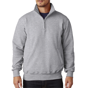 Champion 12 oz./lin. yd. Double Dry Eco® Quarter-Zip Pullover