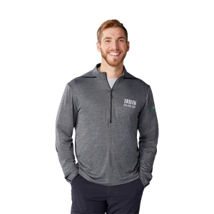 Men's Edge Eco Knit Half Zip