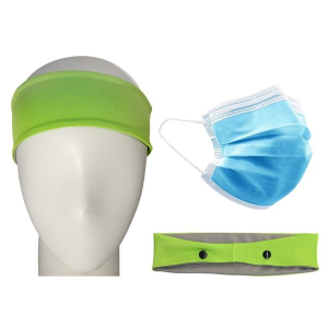 PPE Combo with Mask and Headband