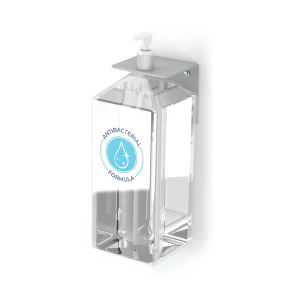 Hand Sanitizer Pump Wall Mount